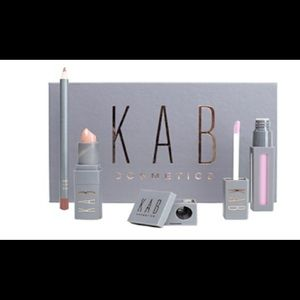 KAB Cosmetics Pop Tart Lip Kit